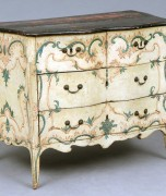 Italian Painted Commode, Gravert, Stair, 2012